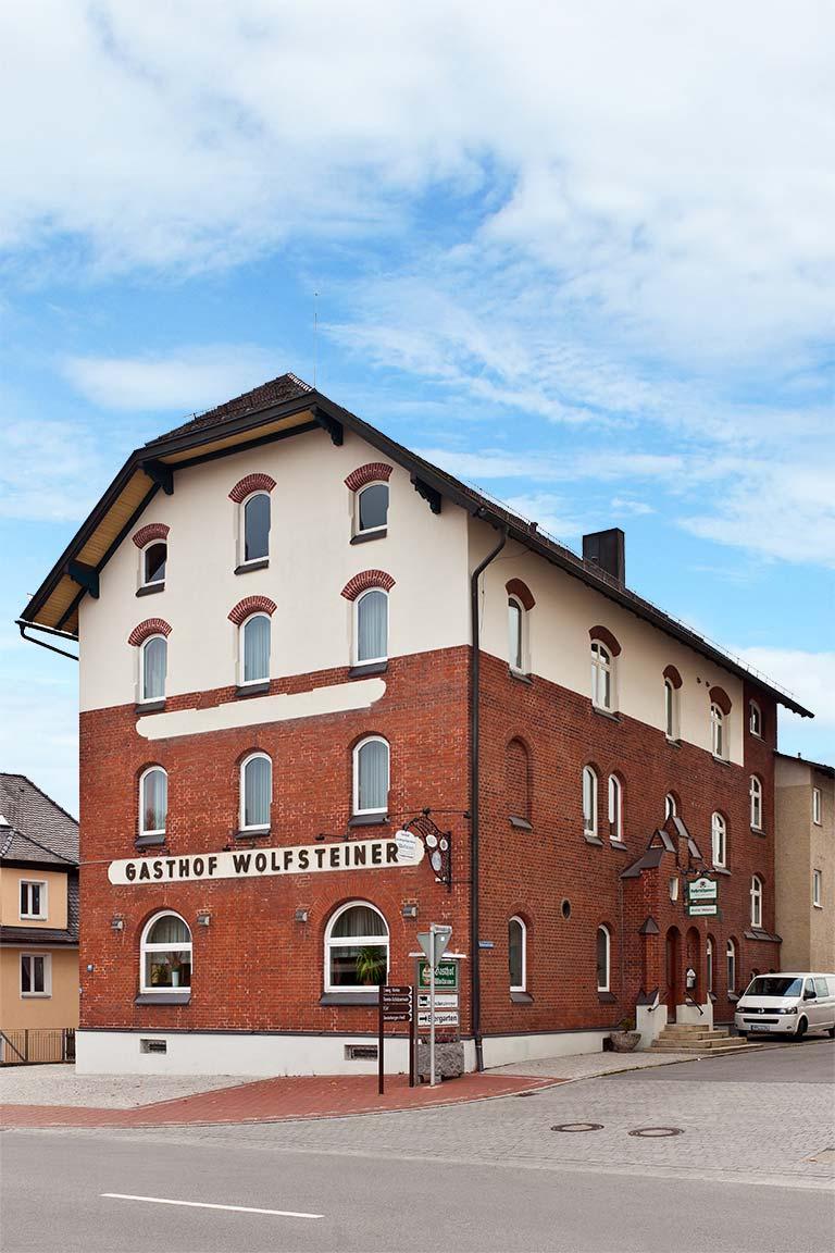 Gasthof Wolfsteiner
